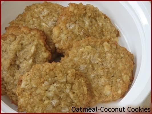 Oatmeal coconut cookies are something if tasted once then cannot stop for more bites. Chewy coconut texture with healthy oatmeal gives it another level. It was the first time I tried these oatmeal coconut cookies with the combination of oats, wheat flour and refined flour (maida). Cookies were soft and taste-wise was amazing.