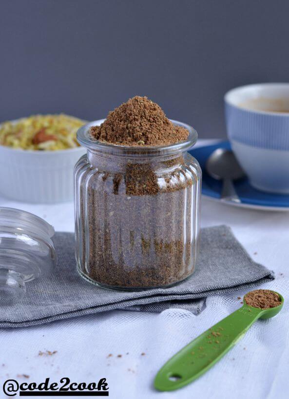 Indian Masala Chai Mix (Tea Masala