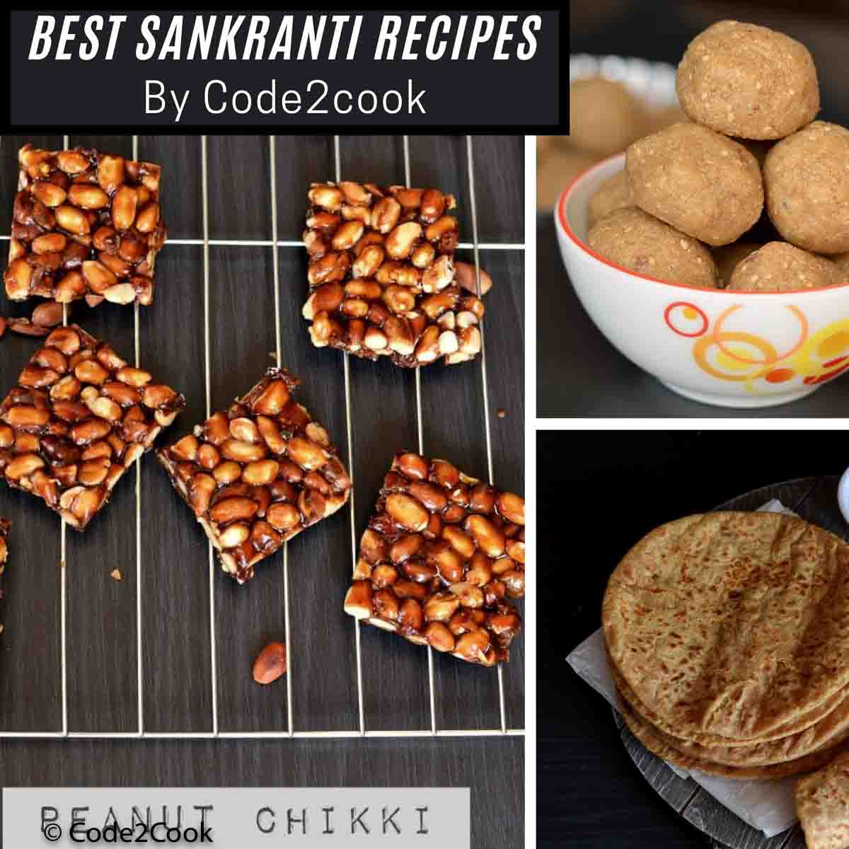 Makar Sankranti Recipes Collection